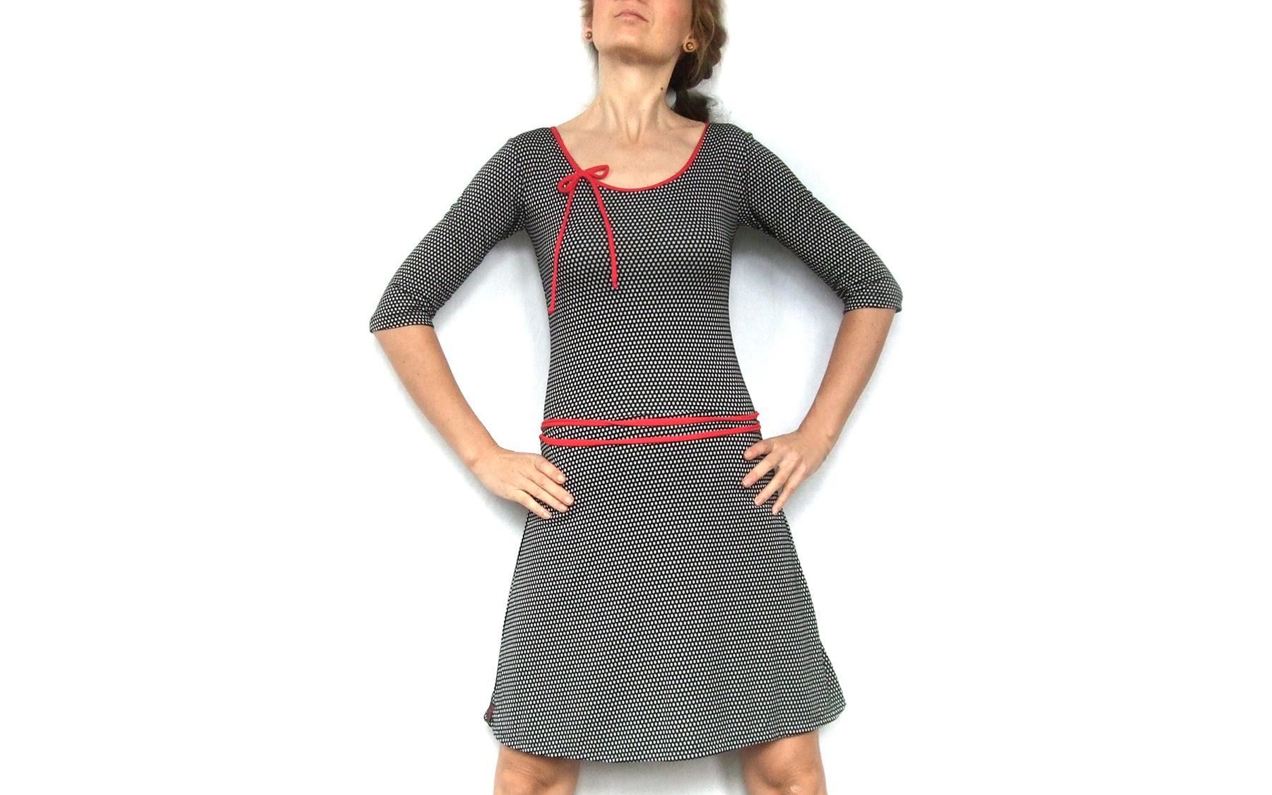 A-Kleid RotYve